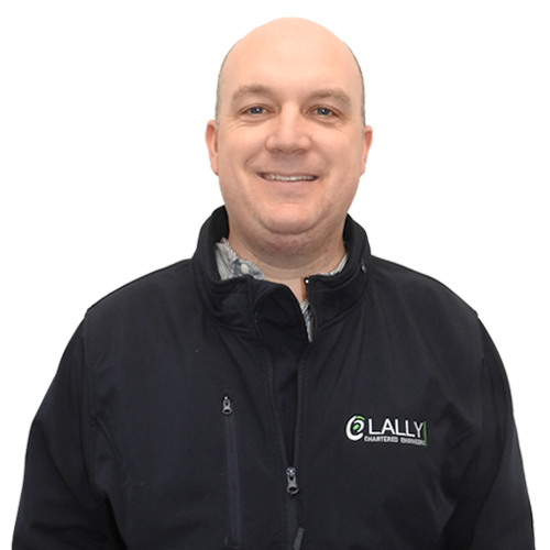David Lally Director of Lally Chartered Engineers, Mayo, Ireland