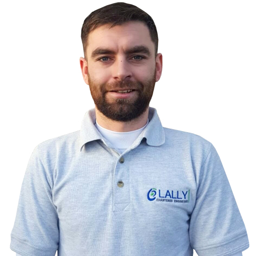 James Colsh Civil Engineer, Lally Chartered Engineers, Mayo, Ireland