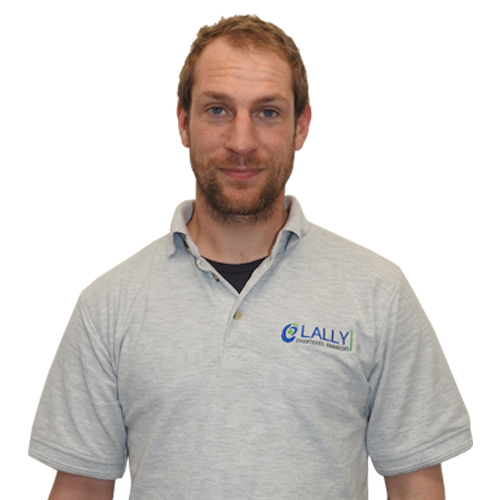 Maik Holtiegel is a Geotechnical Engineer at Lally Chartered Engineers