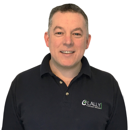 Robert Lally Director of Lally Chartered Engineers
