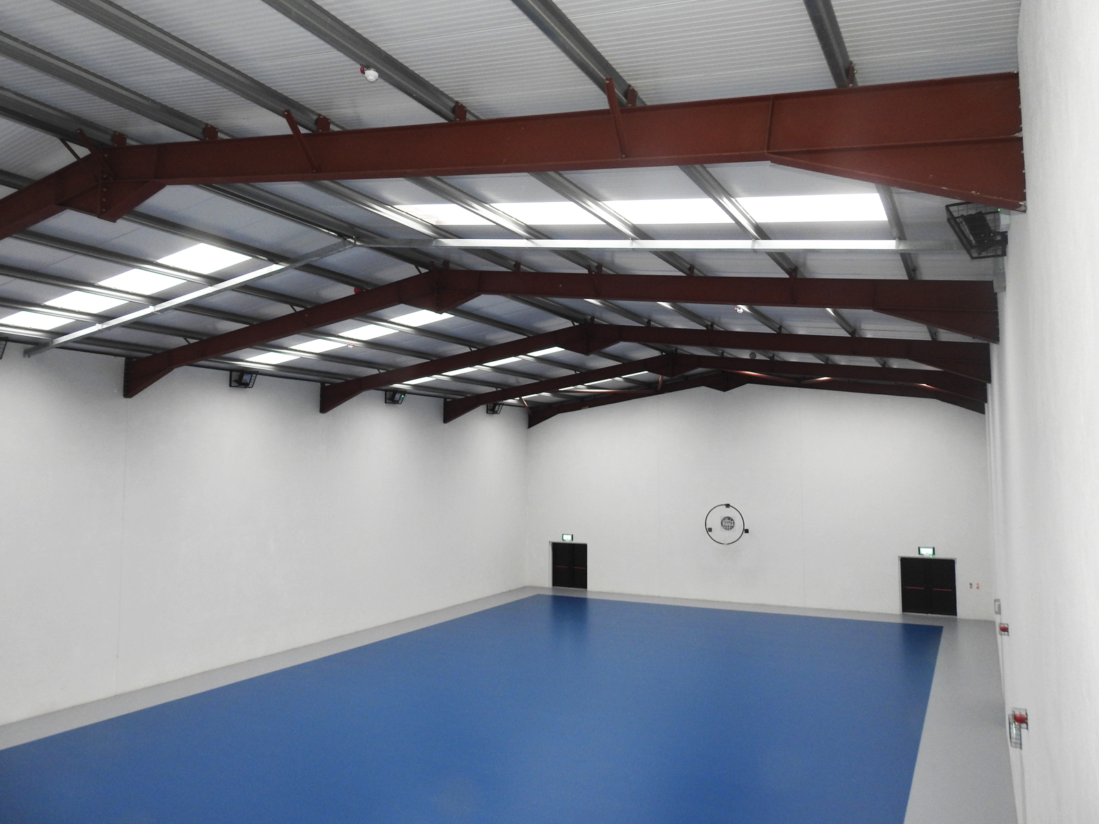 Tourmakeady Sports Centre Structural Design, Setting Out, Planning Permission, Fire Cert and Disability Access Certificate, Lally Chartered Engineers, Mayo, Ireland