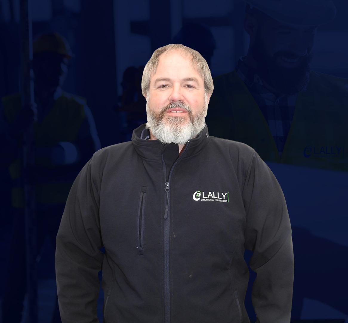 Daniel Gadd, Registered Building Surveyor, Lally Chartered Engineers, Mayo, Ireland