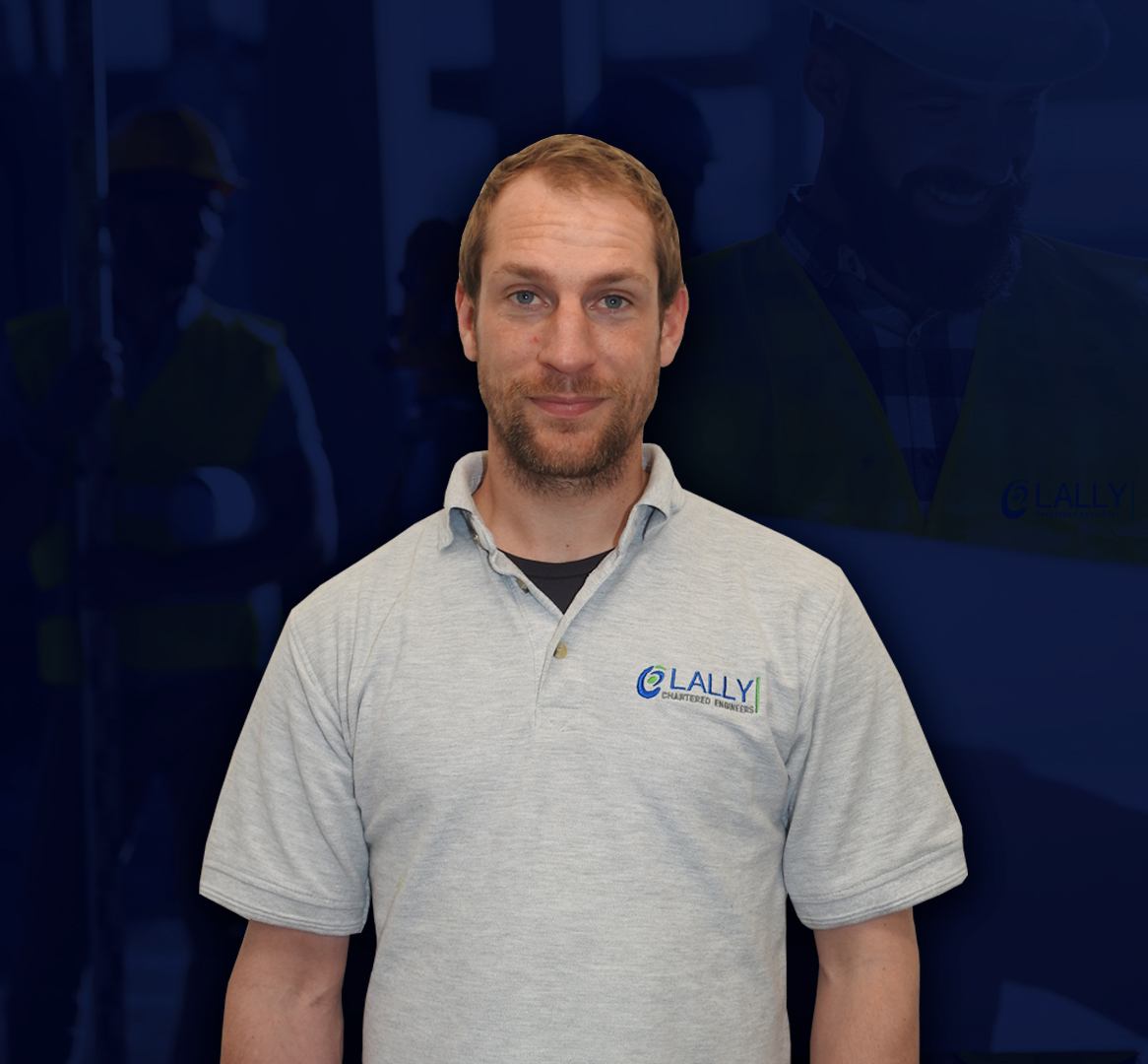 Maik Holtiegel, Geotechnical Engineer, Lally Chartered Engineering, Mayo, Ireland