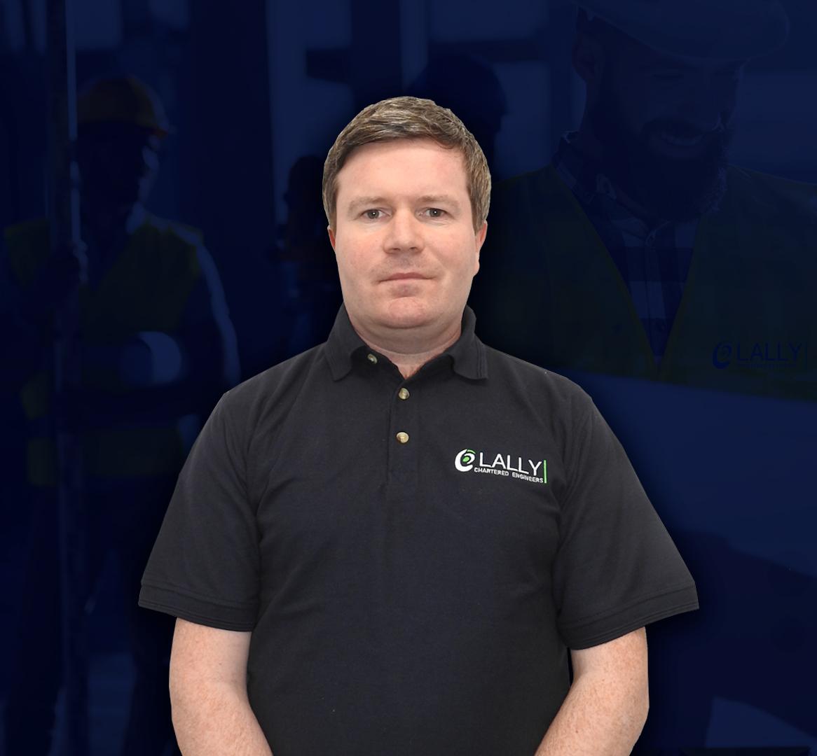 Shane Heffernan Lead Structural Design Engineer, Lally Chartered Engineering, Mayo, Ireland